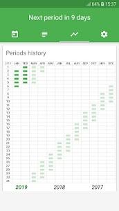 Period Calendar 5