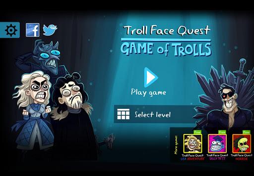 Troll Face Quest: Game of Trolls  screenshots 5