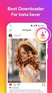Image For Video Downloader for Instagram - iG Story Saver Versi 1.0.5 5
