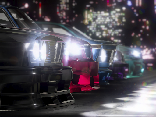 Drift X BURN  screenshots 11