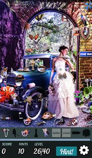 Hidden Object - The Bride