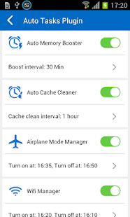 Auto Tasks Plugin - Clean Junk