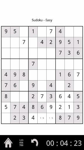 Sudoku  screenshots 1