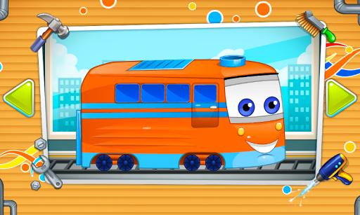 Mechanic : repair of trains android2mod screenshots 2