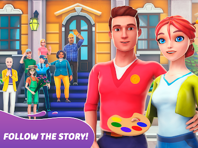 Gallery: Coloring Book Mod Apk 0.270 (Unlimited Coins/Boosters) 12