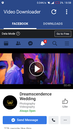 video downloader - video manager screenshot 1