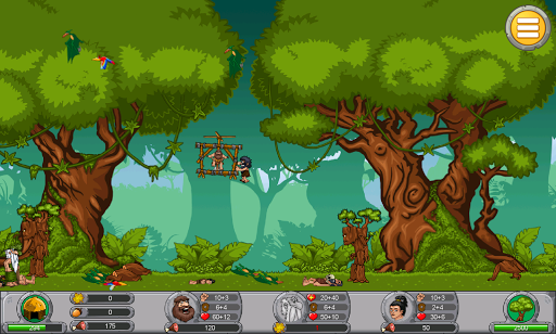 In Ancient Times : Stone Age Legends  screenshots 2