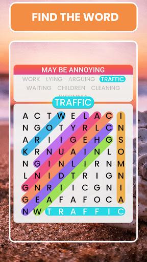 Word Rainbow Search 1.0.6 screenshots 1