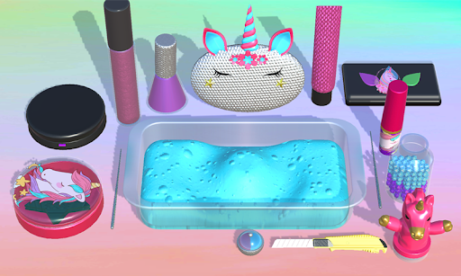 DIY Makeup Slime Maker! Super Slime Simulations 2.1 screenshots 5
