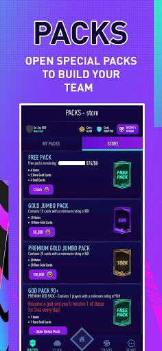 FUT 21 Packs by FUTGod 8.0 screenshots 1