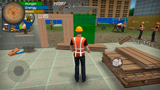 Big City Life : Simulator 1.4.5 Screenshots 7