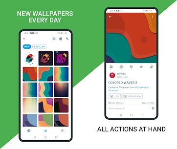 Creative App Wallpapers Ringtones v2.8 MOD APK 2