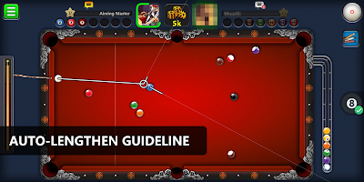 Aiming Master for 8 Ball Pool