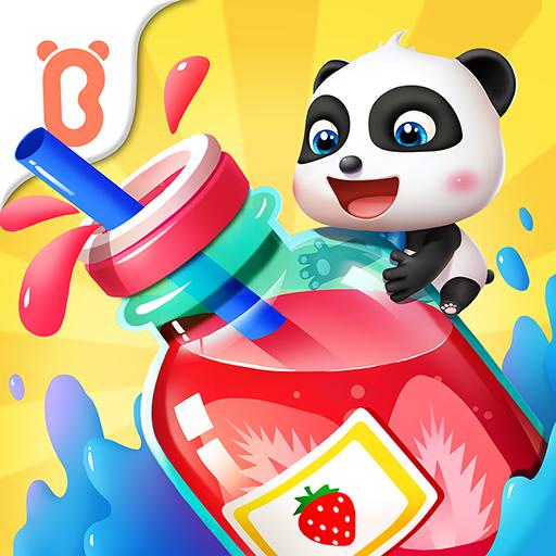 Baby Panda's Summer: Juice Shop