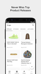 HYPEBEAST - News, Fashion, Kicks Screenshot