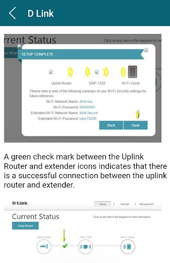 wifi range extender setup guide screenshot 3