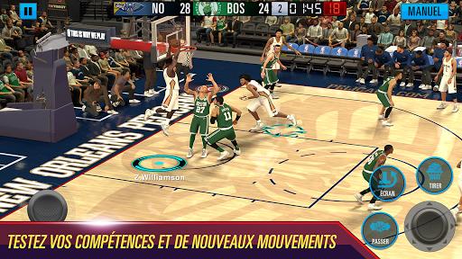 Code Triche NBA 2K Mobile Basketball (Astuce) APK MOD screenshots 5