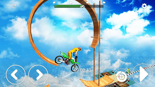 Trial Bike Race 3D- Extreme Stunt Racing Game 2020 1.1.1 screenshots 6