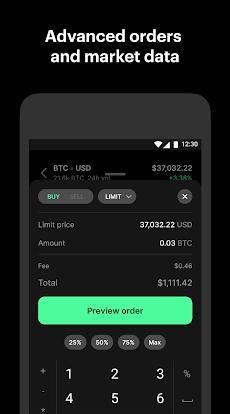 Coinbase Pro – Bitcoin & Crypto Tradingのおすすめ画像3