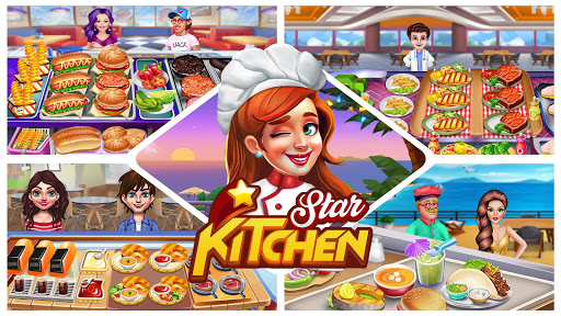Kitchen Star Craze - Chef Restaurant Cooking Games  screenshots 17