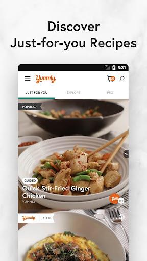 Yummly Recipes & Cooking Tools  screenshots 1