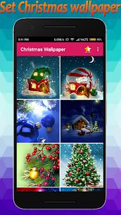 3d Merry Christmas wallpaper 🎅🎄 1.0.3 Mod APK Download 2