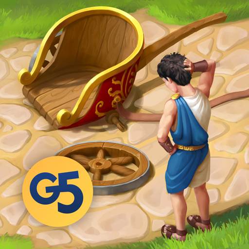 Jewels of Rome: Gems and Jewels Match-3 Puzzle