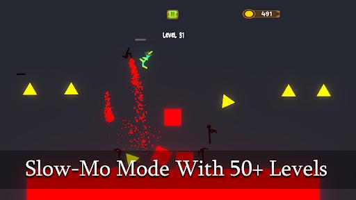 Code Triche Stickman Physics War: Stickman Ragdoll Fight Kill (Astuce) APK MOD screenshots 3