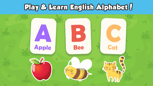 ABC Kids Games - Phonics to Learn alphabet Letters screenshots 1