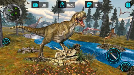 Real Dino Hunting 2018: Carnivores Dino Zoo Game 2.4.5 screenshots 1