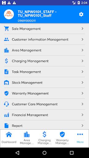 Mytel mBCCS 1.0.150 (150) Release-bur2 Screenshots 2