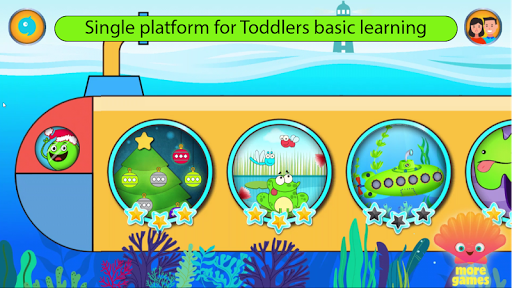 Toddlers Learning Baby Games - Free Kids Games 3.7.5.4 screenshots 1