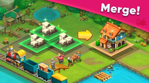 Merge train town! (Merge Games) screenshots 2