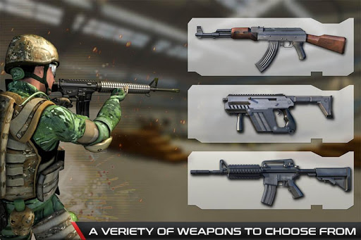 Counter Terrorist Shooting Game u2013 FPS Shooter 1.1.3 Screenshots 5