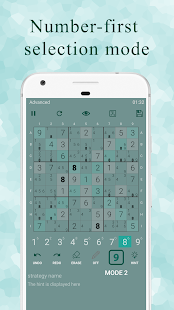 Ninja Sudoku - Classic & Killer Sudoku logic hint