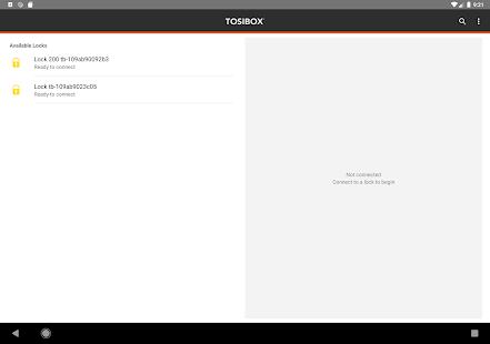 TOSIBOX Mobile Client