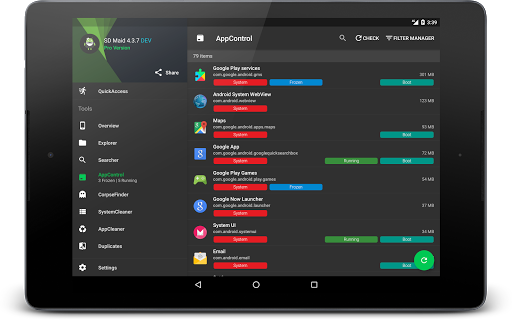 SD Maid - System Cleaning Tool 5.0.6 Screenshots 11