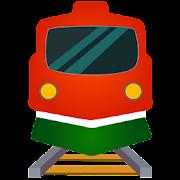 Indian Rail Info App  Icon