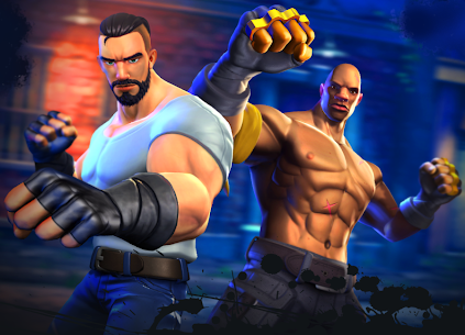 Final Street Fighting game Kung Fu Street Revenge Hack & Cheats Online 2