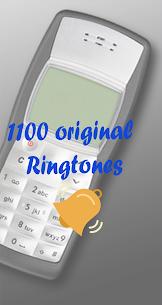 1100 original ringtones 11.0 MOD + APK + DATA Download 1