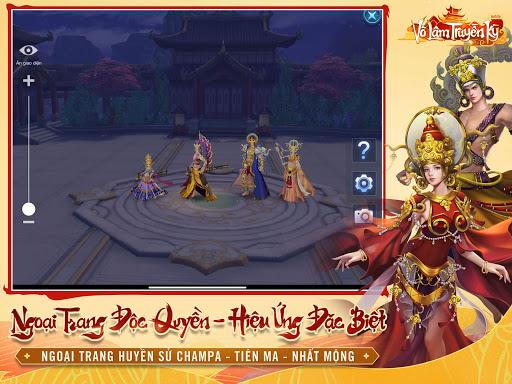Vu00f5 Lu00e2m Truyu1ec1n Ku1ef3 Mobile - VNG 1.16.1 screenshots 22