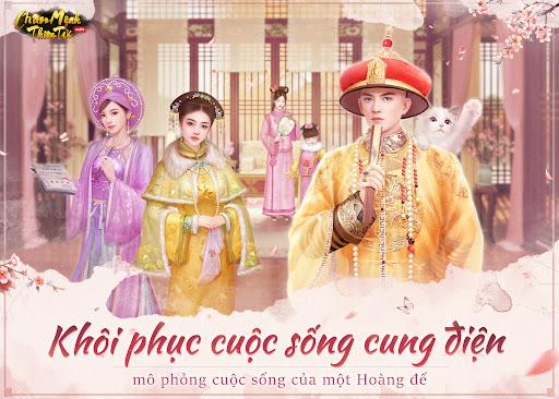 Chu00e2n Mu1ec7nh Thiu00ean Tu1eed - SohaGame  screenshots 7