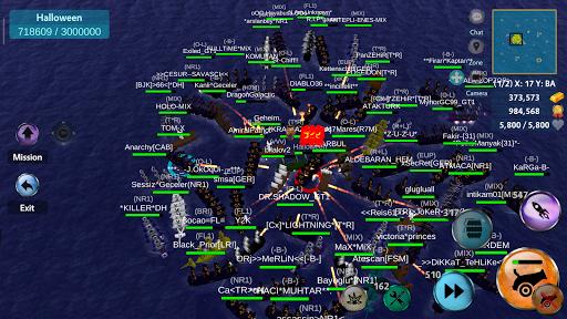 Battle of Sea: Pirate Fight Latest screenshots 1