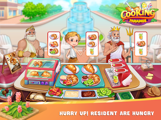 Cooking Paradise: Chef & Restaurant Game  screenshots 2