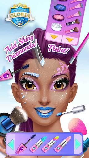 Princess Gloria Makeup Salon apkmr screenshots 1