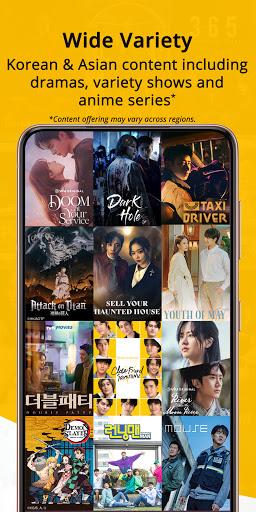 Viu: Korean Drama, Variety & Other Asian Content 1.46.1 Screenshots 2