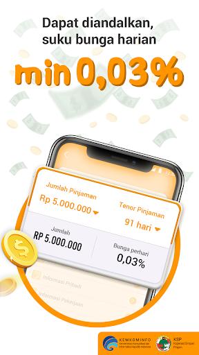 Uang Ku — Pinjaman KTA Rupiah Teraman