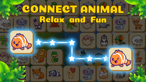 Connect Animal - Relax and Fun  screenshots 21