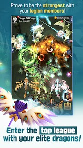 DragonSky MOD APK: Idle & Merge (MOD Menu/Always Win) Download 6