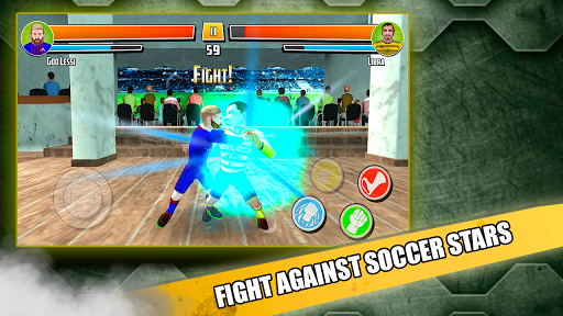 Soccer fighter 2019 - Free Fighting games 2.4 screenshots 14